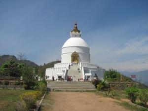 My destination - World Peace Temple