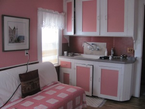 One of our newly renovated rooms.