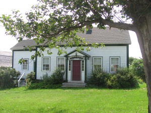 Another old house dating back to 1700's. This one is for sale.