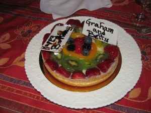 Birthday cake #1.