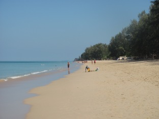 Beach on Koh Lanta