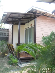 My bungalow on Koh Lanta