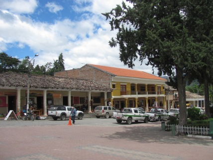 Vilcabama shops