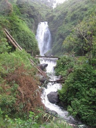 Falls near Otavalo