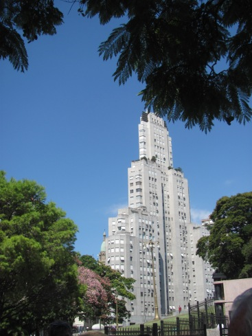 One of the tallest buildings in South America.