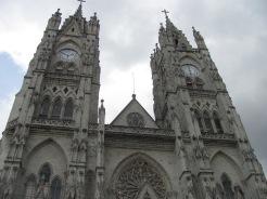 Ecuador's Notre Dame.