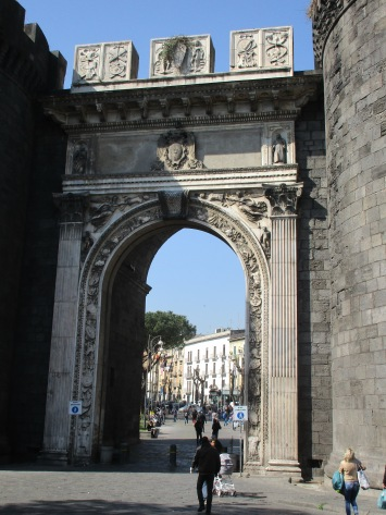 Gateway to the Historic Centre