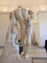 Hercules from the back