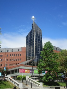 The first Trade and Convention Centre with a new face.
