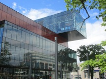 The new Central Library on Spring Garden Rd.