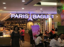 A little bit of Paris in Ho Che Minh City