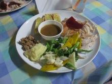 A Thai meal
