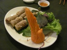 Viet Nam springrolls