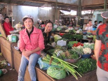 Market in Dalat, Viet Nam