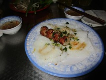 A simple Viet Namese dinner