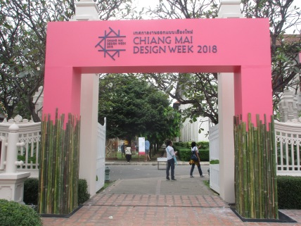 Design week in Chiang Mai
