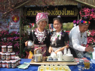 Some Hmong gals