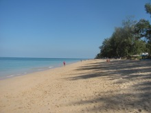 Beach in Koh Lanta