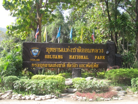 Just outside CM there are many nature parks