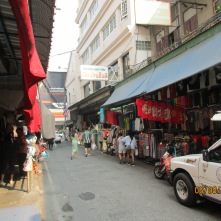 Warowot Market in Chinatown