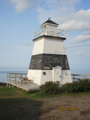 One of the shore's oldest lighthouses